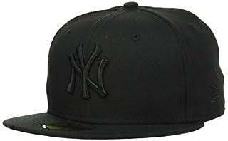 New Era 10000103 NEW YORK YANKEES Chapeau pour Homme, noir,6 7/8 (B001ID9EU0) | Amazon Products