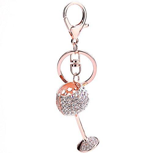 Fablcrew Schlüsselring Hängen Ornamente Schlüsselanhänger für Mädchen Rucksack Anhänger Auto...