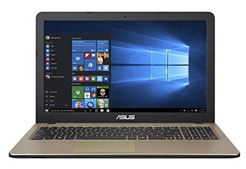 ASUS X540YA-XX016T 15.6-inch Notebook (Black) - (AMD Dual Core E1-7010 1.5 GHz, 4 GB RAM, 1 TB HDD, DVD, Windows 10)