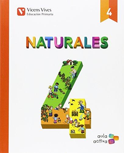 NATURALES 4 AUTO+ ASTURIAS SEPARATA (AULA ACTIVA): Naturales 4. L. Alumno Y Separata Asturias. Aula Activa: 000002 - 9788468238579