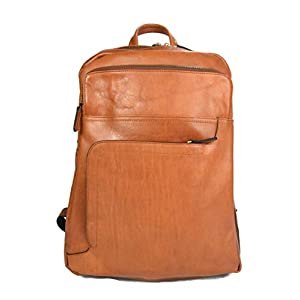 Rucksack leder rucksack damen herren reisetasche kalbsleder rucksack vintage braun leder rucsack schulrucksack sporttasche ledertasche