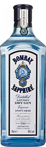Bombay Sapphire Ginebra - 700 ml