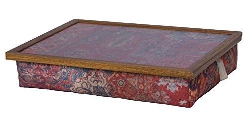 Preisvergleich Produktbild Andrew´s Knietablett Laptray mit Kissen Tablett für Laptop Kilim