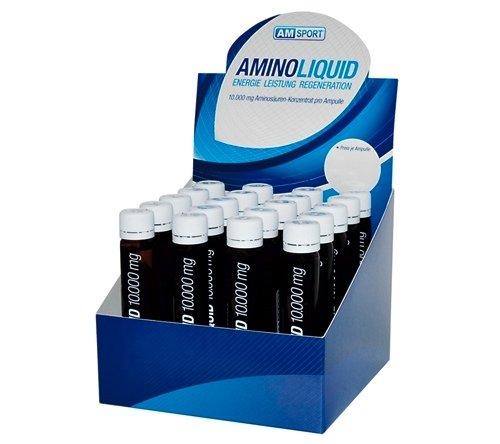 AM Sport Amino Liquid 10000mg Box 20 Ampullen 25ml