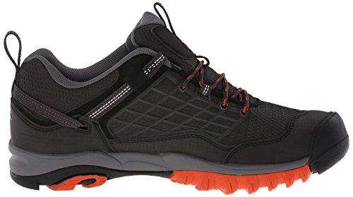 Keen Saltzman WP - Chaussures de randonnée Homme - gris 2016 chaussures de montagne Raven/Koi