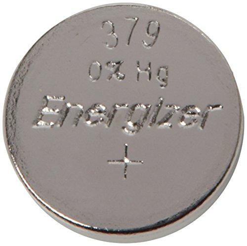 Energizer 379 SR63 SR521SW Pile bouton pour montre (Import Allemagne)