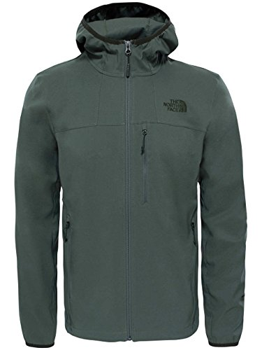 The North Face Herren Nimble Hoodie dunkelgrün (401)