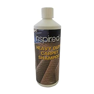 McKlords Ltd Inspired 1L Heavy Duty Carpet Shampoo
