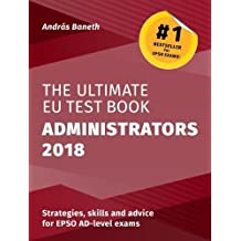 The Ultimate EU Test Book Administrators 2018