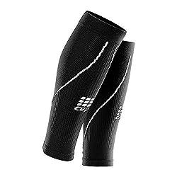 CEP - Calf Sleeve 2.0, Beinstulpen für Herren in schwarz, Größe IV, Beinlinge für exakte Wadenkompression, Made by medi