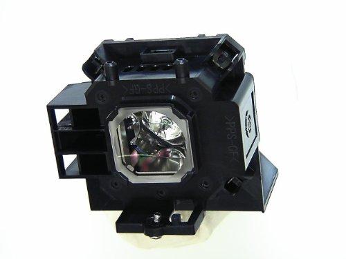 Beamer Ersatzlampe NP07LP passend für NEC NP300 / NP300 EDU / NP400 / NP400 EDU / NP410W / NP410W EDU / NP500 / NP500 EDU / NP500W / NP500W EDU / NP500WS / NP500WS EDU / NP510W / NP510W EDU / NP510WS / NP600 / NP600 EDU / NP600S / NP600S EDU / NP610
