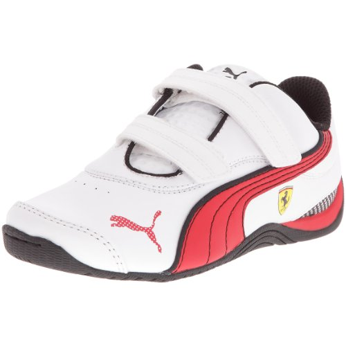 Puma Drift Cat III L SF V Kids - Basket mode Cadet - Bébé - Blanc