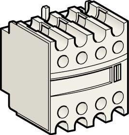 Schneider Electric Ladn316Contact Block 3NO + 1nc