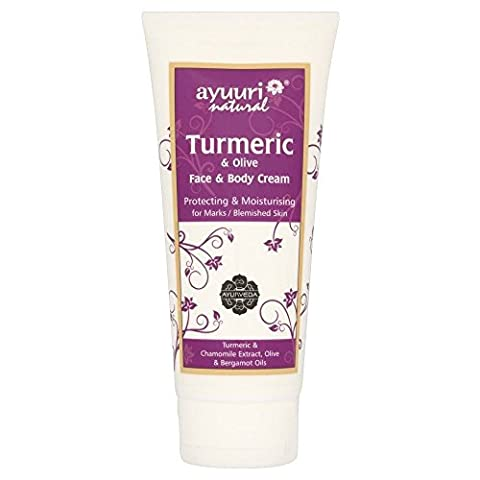 AYUURI NATURAL Moisturising Wild Turmenic Face Cream