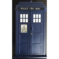 Doctor Who Tardis Police Box Trading Card Holder
