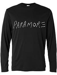 Herren Langarmshirt - Paramore - Long Sleeve 100% Baumwolle LaMAGLIERIA