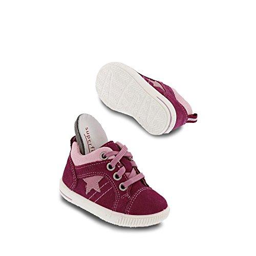 Superfit Moppy, Chaussures Marche Bébé Fille pink