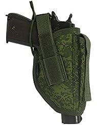 Funda táctica pistola M.O.L.L.E oliva negro, rus pixel