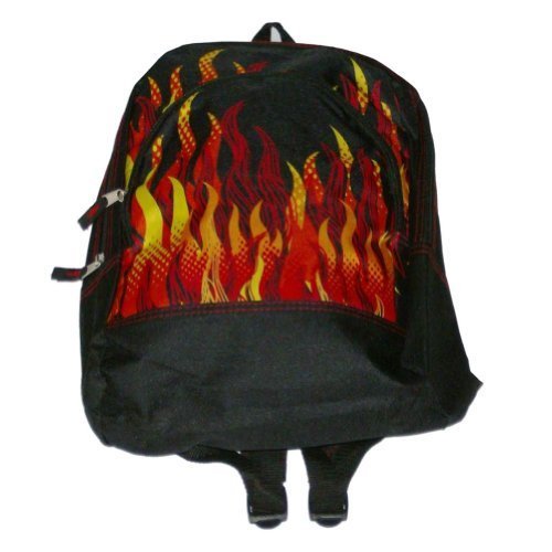 walmart-burning-flame-backpack-kids-fire-sport-school-travel-pack-by-walmart