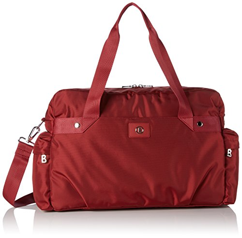 Bogner - Gym, Borse a tracolla Unisex - Adulto Rosso (Cranberry)