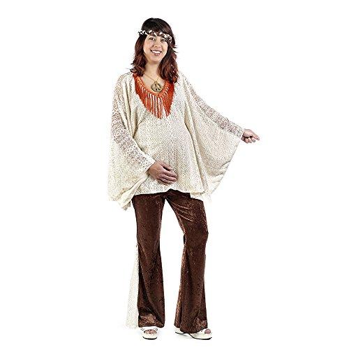 Limit Sport Costume Hippie premaman taglia M ma415