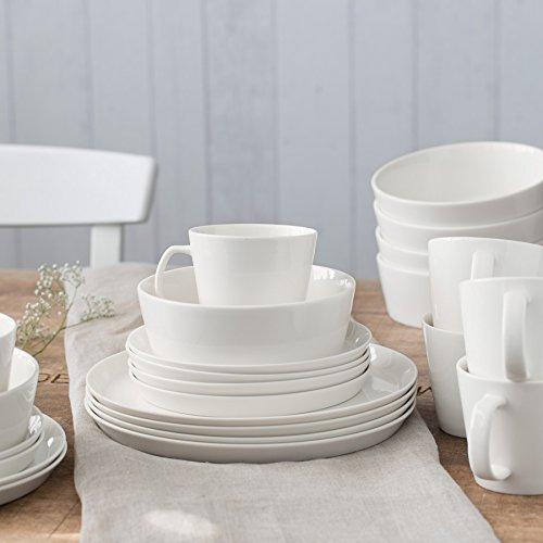 Modernes Geschirr Set porzellan geschirr set svea 24tlg springlane kitchen