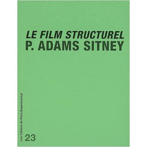 Cahier 23-Film Structurel de P.Adams Sit