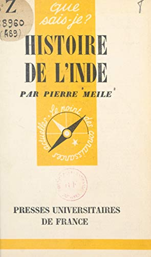 Histoire de l'Inde (French Edition)