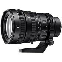 Sony SELP28135G - Objetivo para videocámara para Sony/Minolta (Distancia Focal 28-135mm, Apertura f/4-22, estabilizador óptico, diámetro: 95mm) Negro
