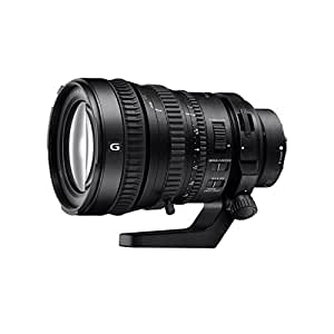 Sony Sony 28-135mm FE PZ F4 G OSS Full-frame E-Mount Power Zoom Camera Lens (Black)