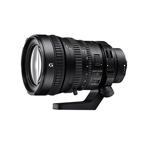 SELP28135G, Vollformat-G-Objektiv, 28-135 mm, F4 G OSS, E-Mount Vollformat, geeignet für A7 Serie) schwarz