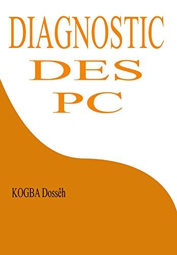 Couverture du livre DIAGNOSTIC DES PC