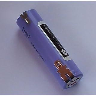 Ersatz-Akku (L22) für Gardena ACCU 60, Accu60 Li-Ion Grasschere - Mit Flachstecker (Kein Löten) Samsung 18650 Li-ion - 3,6V - 2200mAh 3,6