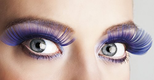 erdbeerloft - Wimpern, Eyelashes XL , (Moulin Edel Kostüme Rouge)
