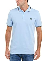 FRED PERRY - Sweater - Polo blanc Fred Perry M1200 - Blanc