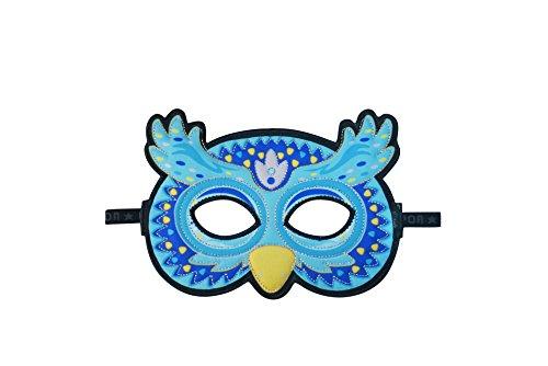 45Tier Maske, Eule (Eule Masken)
