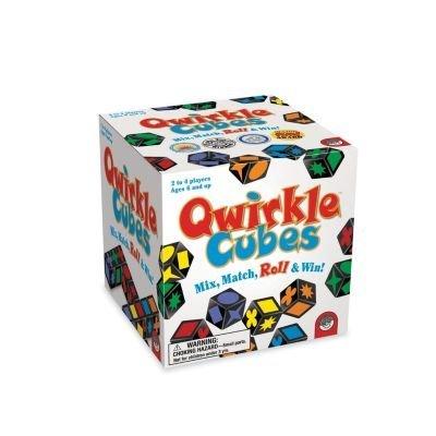 Qwirkle Cubes - MindWare Qwirkle Cubes by