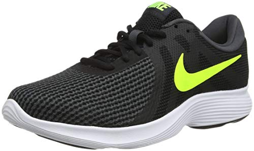 differently e1c4c 786c3 Nike Revolution 4 EU, Scarpe da Fitness Uomo, Multicolore (Black Volt