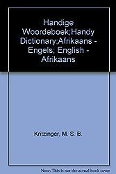 Handige woordeboek: Afrikaans-Engels = Handy dictionary : English-Afrikaans