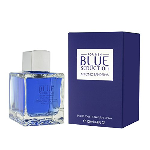Antonio Banderas Blue Seduction for Men Eau De Toilette 100 ml (man) -