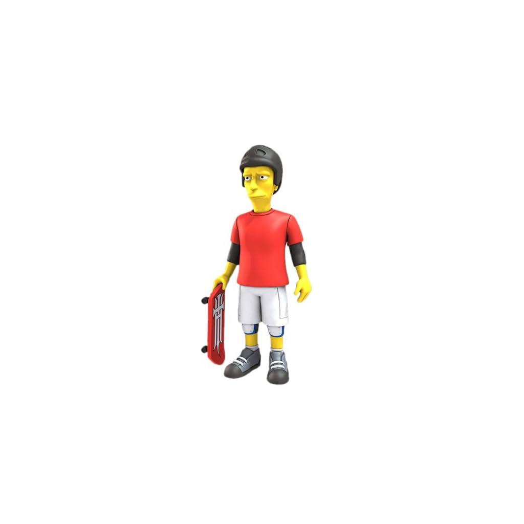 NECA Simpsons 25th Anniversary - Tony Hawk 12,5 cm Action Figure Series 2 10