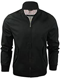 Ben Sherman Mens Harrington Jacket