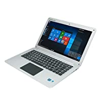 "ZEN AIR C114,TDisplay: 14.1"" Slim Design,1366 x 768 Resolution,Processor: Intel Cherry Trail-CR Quad Core,RAM: 2 GB DDR III Storage: 32 GB Solid State Drive Camera: Front: 0.3 MP Connectivity: WiFi, Bluetooth Operating System: Windows 10 (Silver)"