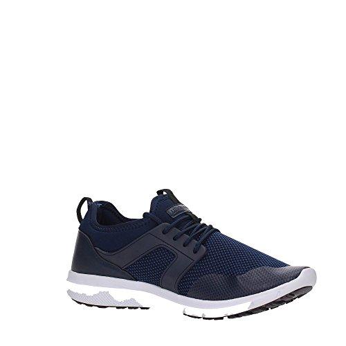 Lumberjack SM25005-002 N55 Sneakers Homme Bleu