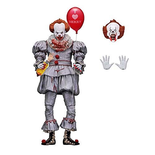 Der Film Charakter Clown Modell Kinderspielfiguren Spielzeug Actionfigur 18cm - Kostüm Galerie Modell