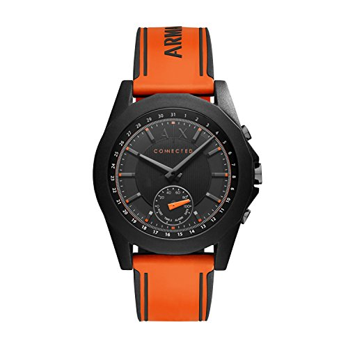 Armani-Exchange-Unisex-Connected-Watch-AXT1003