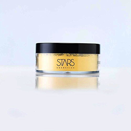 Star's Cosmetics Translucent Powder -Yellow Gold, 20 g