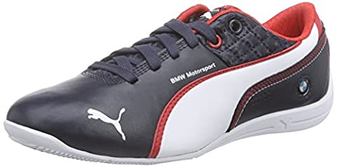 Puma BMW MS Drift Cat 6 NM, Unisex-Erwachsene Sneakers, Blau (bmw team blue-white 01), 46 EU (11 Erwachsene UK)