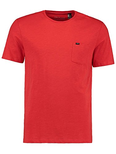 O'Neill Herren Jacks Base T-Shirts aurora red