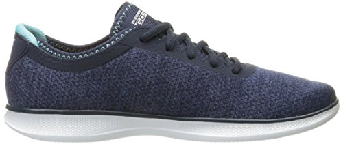 Skechers Go Step Lite-Interstelllar, Sneaker Donna Blu